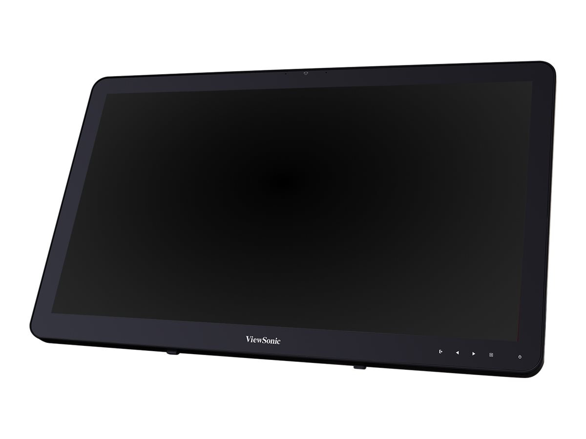 ViewSonic 23.6 VSD242 Full HD LED-LCD Touchscreen Monitor, Black, VSD242-BKA-US0