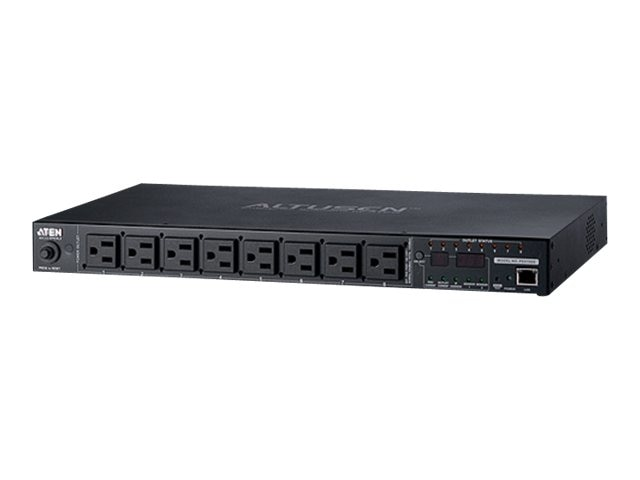 Aten 8 Outlet Energy PDU FD Only, PE6108A, 15324243, Power Distribution Units