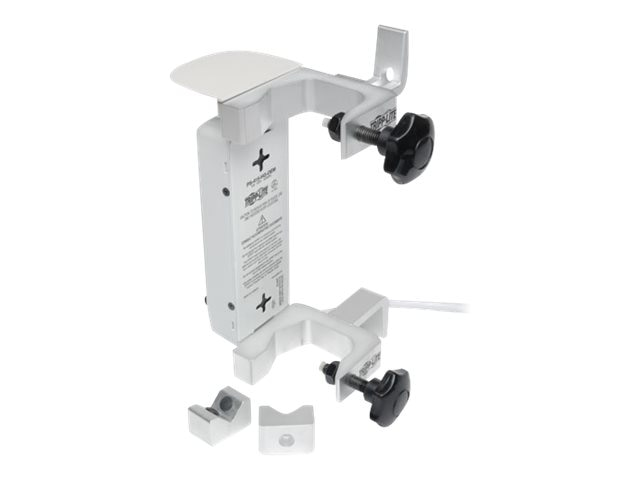 Tripp Lite Power Strip Mounting Clamp, Drip Shield & Cord Management Accessories for Medical Cart, PSCLAMP
