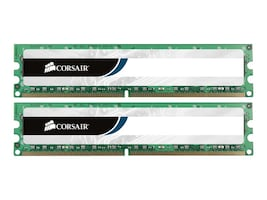 Corsair 16GB PC3-12800 240-pinDDR3 SDRAM DIMM Kit, CMV16GX3M2A1600C11, 15213367, Memory