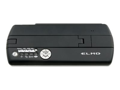 Elmo Manufacturing Mo-1 Visual Presenter, Black, 1337-2