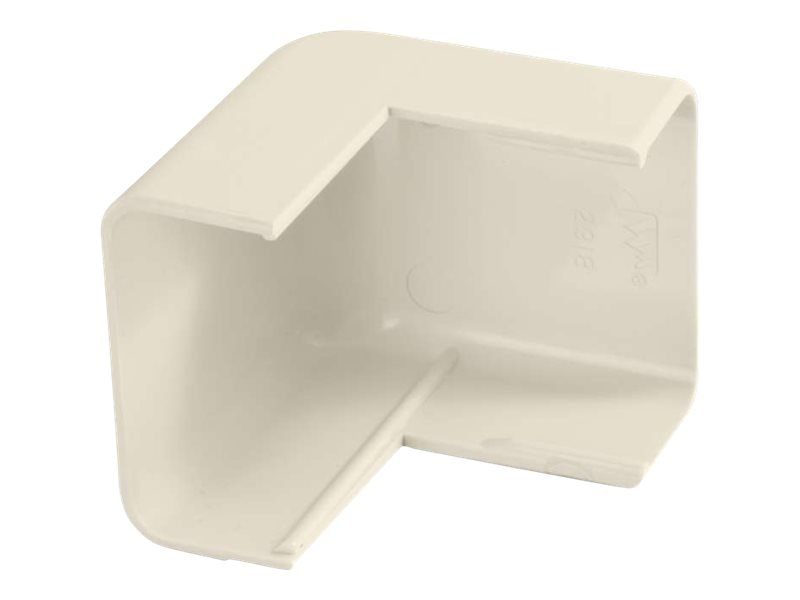 C2G Wiremold Uniduct 2900 External Elbow, Ivory