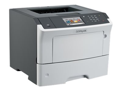 Lexmark MS610de Monochrome Laser Printer w  CAC Enablement (TAA Compliant), 35ST505