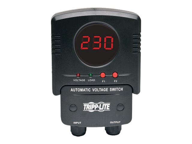 Tripp Lite 230V Automatic Voltage Switch, AVS30D