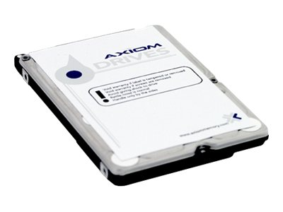 Axiom 320GB SATA 6Gb s 2.5 Notebook Hard Drive, AXHD3205427A38M, 16414101, Hard Drives - Internal