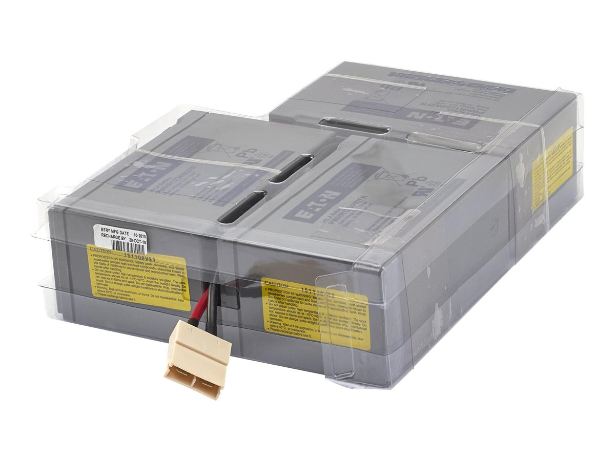 Eaton PW9130 1000 120V Tower Replacement Battery Pack
