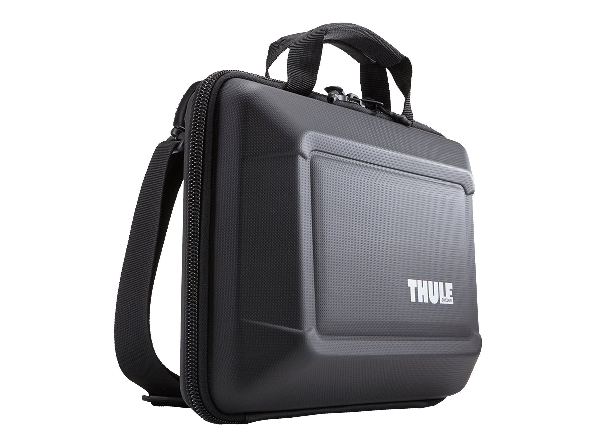 Case Logic Gauntlet 13 MacBook Pro Attache, TGAE2253BLACK, 18474845, Carrying Cases - Notebook