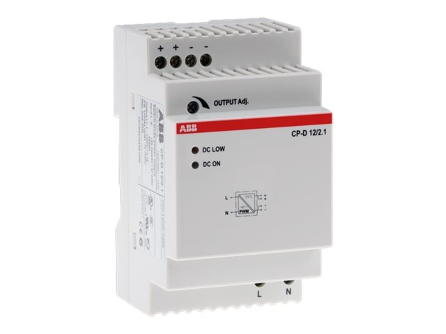 Axis Power Supply DIN CP-D 12V 2.1A 25W