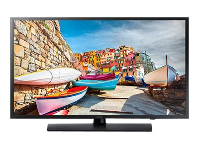 Samsung 43 HE478 Full HD LED-LCD Hospitality TV, Black, HG43NE478SFXZA