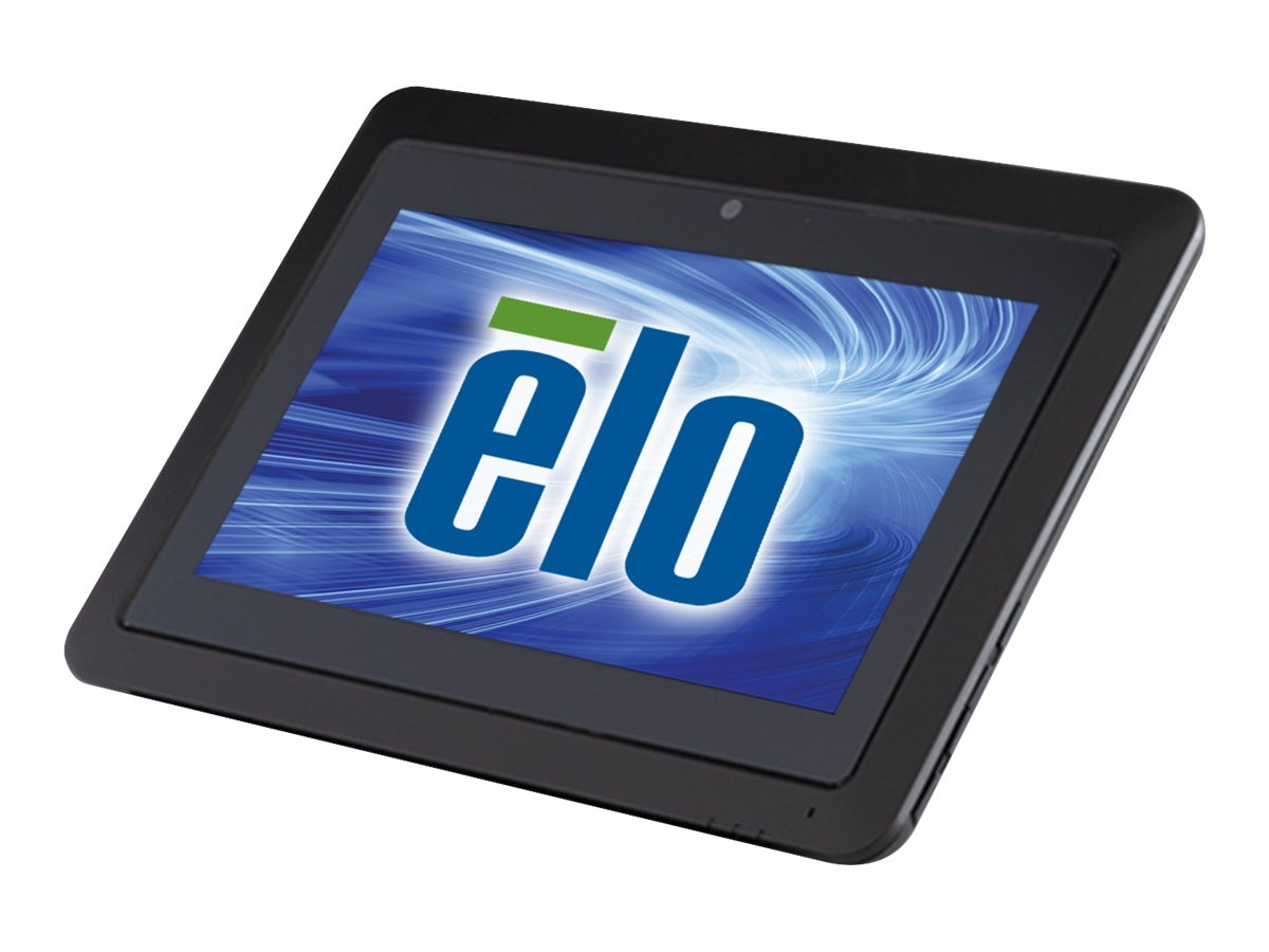 ELO Touch Solutions Tablet Atom N2600 1.6GHz 2GB 32GB SSD WiFi 10.1 HD MT No OS, E489570, 16381055, Tablets
