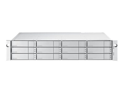 Promise 2U 12BAY 16G FC SINGLE CTLR    CTLRRAID SUBS 12X4TB HDD 12G SAS 48TB, E5300FSQS4