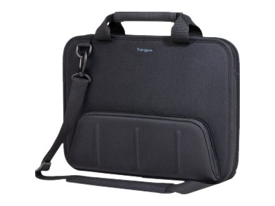 Targus Slipcase for 11.6 EVA Chromebook, Black, TSS679, 17044835, Carrying Cases - Other