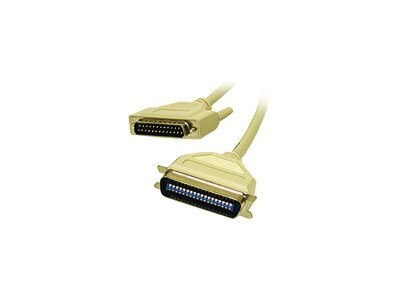 C2G IEEE-1284 DB25M To C36M Parallell Printer Cable, 30ft, 06093, 5847366, Cables