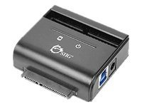 Siig 6GB S USB 3.0 to IDE SATA Adapter, 662774-013732, 13048046, Adapters & Port Converters