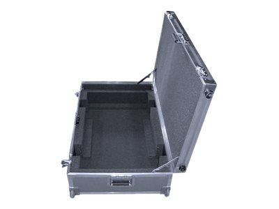 Jelco ATA Case for 32 Display, w  Attached Table Stand, JEL-FP32ST