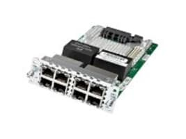 Cisco 8-Port 4th Generation Multi-Trunk Expansion Module, NIM-8MFT-T1/E1, 30539031, Network Voice Router Modules
