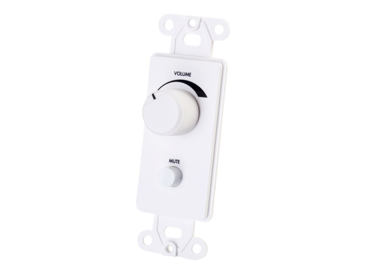 C2G Wall Plate Volume Control, 40884, 31053130, Premise Wiring Equipment