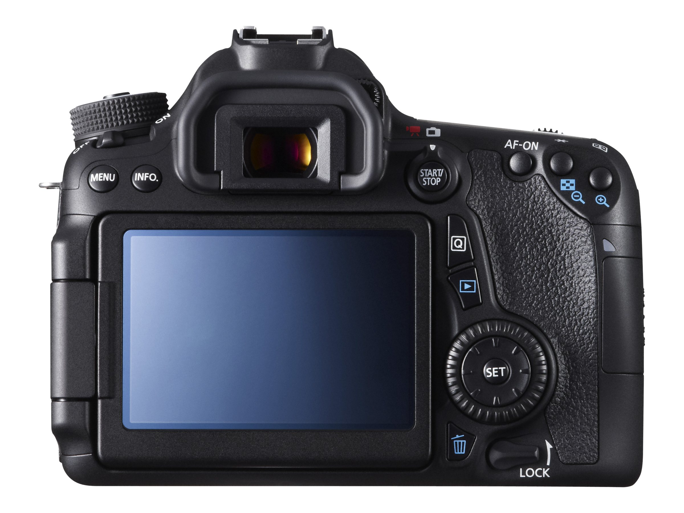 Canon EOS 70D DSLR Camera with 18-55mm Lens, 8469B009
