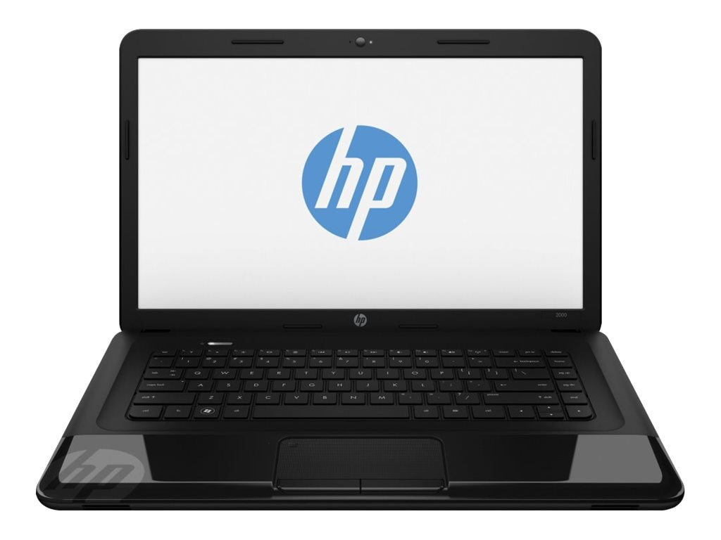 HP 2000-2C10nr AMD E2-1800 1.7GHz 4GB 320GB DVD SM bgn NIC WC 6C 15.6 HD W8-64, D1E91UA#ABA