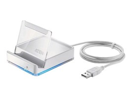 Aten Tap USB to BT Keyboard Mouse Switch for PC Mac iPad iPhone, CS533, 14705685, KVM Switches
