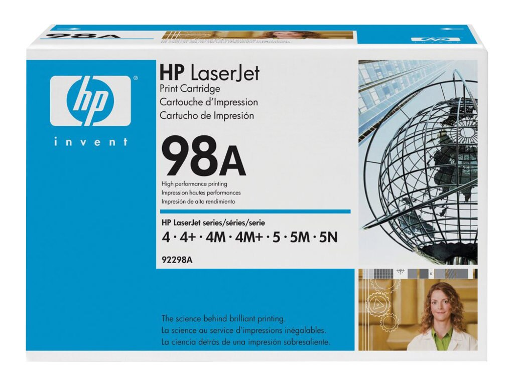 HP Inc. 92298A Image 1