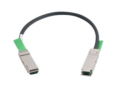 C2G 26AWG QSFP+ QSFP+ 40G Passive InfiniBand Cable, 4m