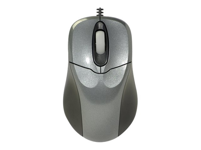 Adesso Notebook Mini Optical Scroll Mouse with Retractable Cord, USB, IMOUSES1, 11570181, Mice & Cursor Control Devices
