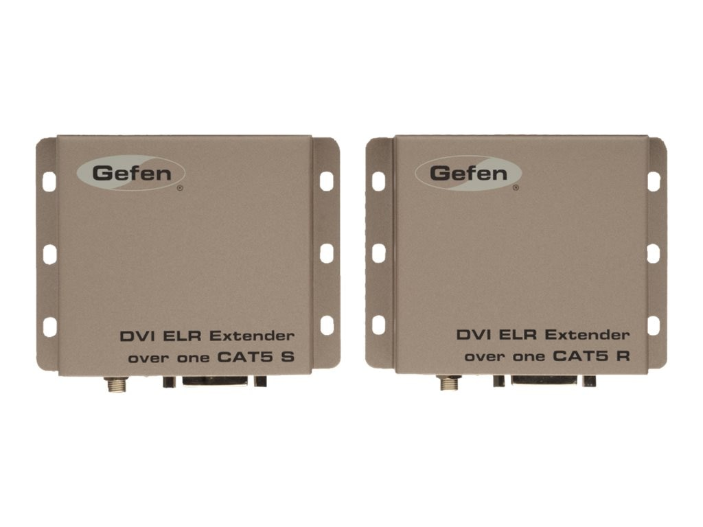 Gefen DVI ELR Extender over one CAT5, EXT-DVI-1CAT5-ELR
