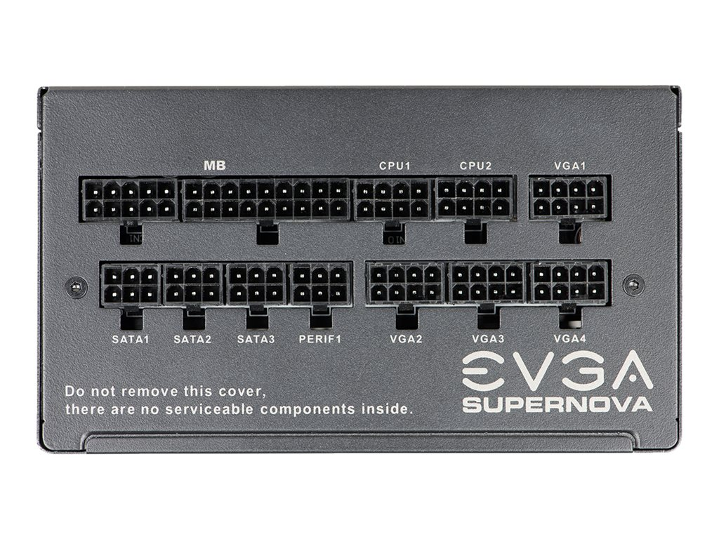 eVGA 750W Supernova 750 G3 Power Supply, 220-G3-0750-X1