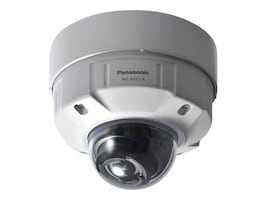 Panasonic Super Dynamic HD Vandal Resistant and Waterproof Dome Network Camera, WV-SFV311A, 32327606, Cameras - Security
