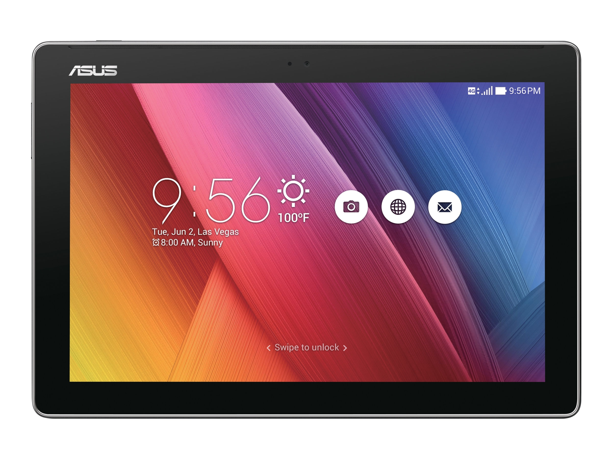 Asus Tablet Intel C3200 2GB 16GB 10.1, 90NP0231-M02200, 24514049, Tablets