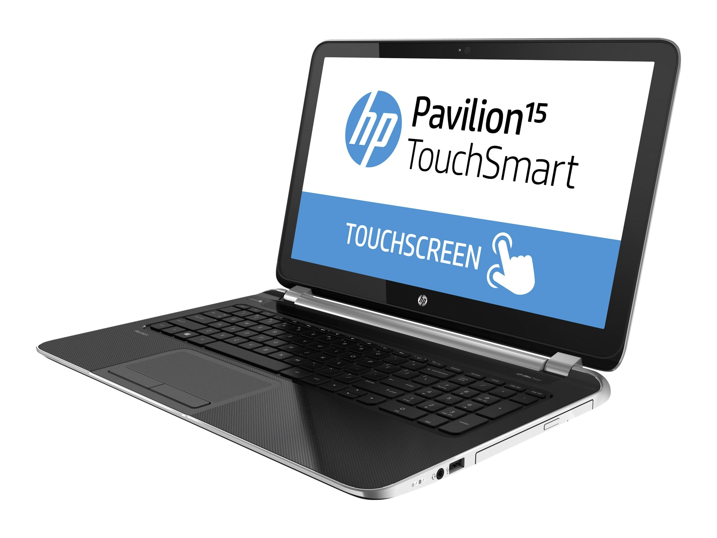 HP Pavilion TouchSmart 15-N262NR Notebook PC