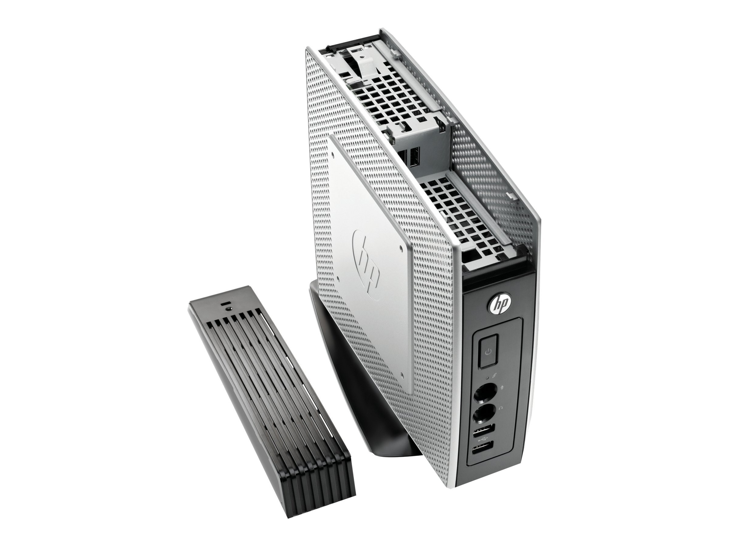 HP t5570 Thin Client VIA Nano U3500 1.0GHz 2GB RAM 2GB Flash GNIC abgn WES9, H1M17AA#ABA