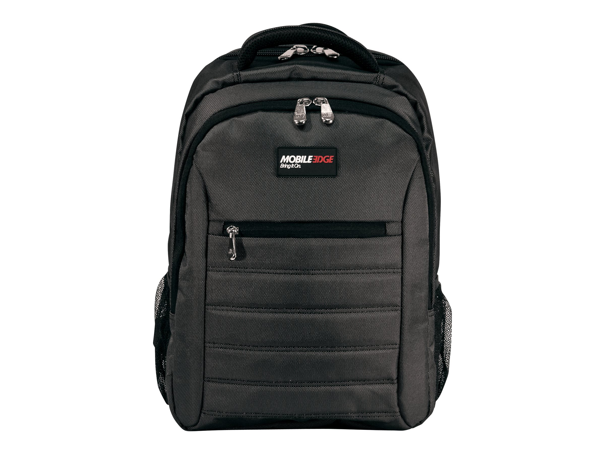 Mobile Edge SmartPack 16 17 for Mac, Charcoal, MEBPSP5, 31030966, Carrying Cases - Other