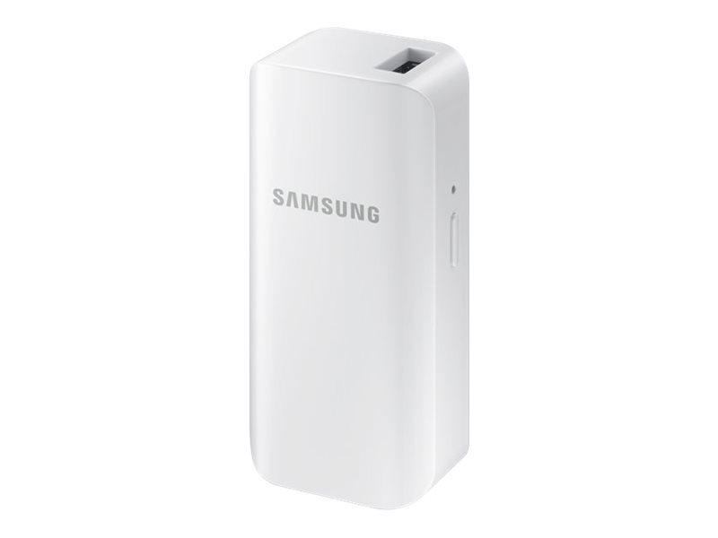 Samsung Portable Battery Pack 2100mAh, White
