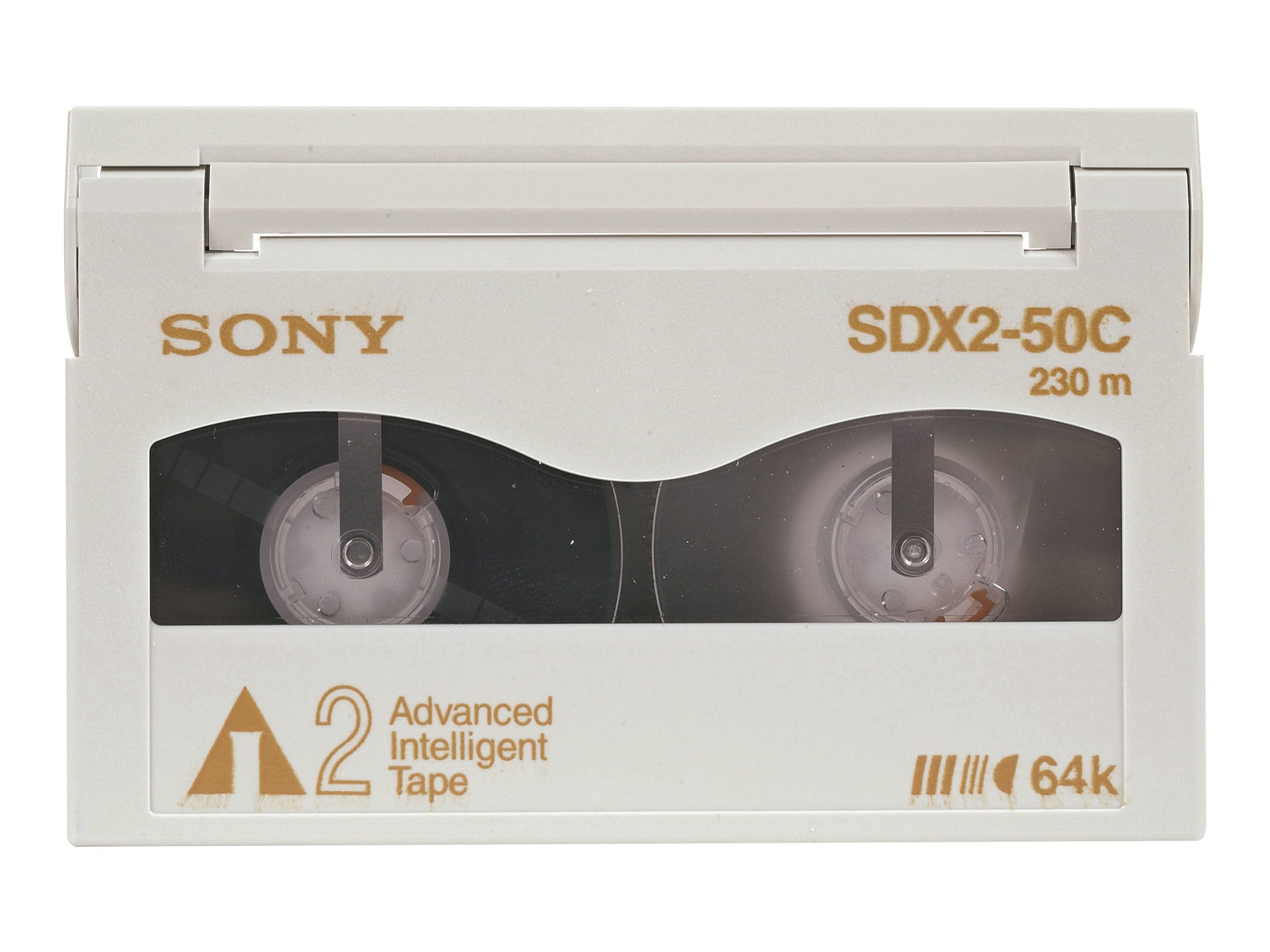 Sony 50 100GB AIT-2 8mm 230m Data Cartridge, SDX-250C