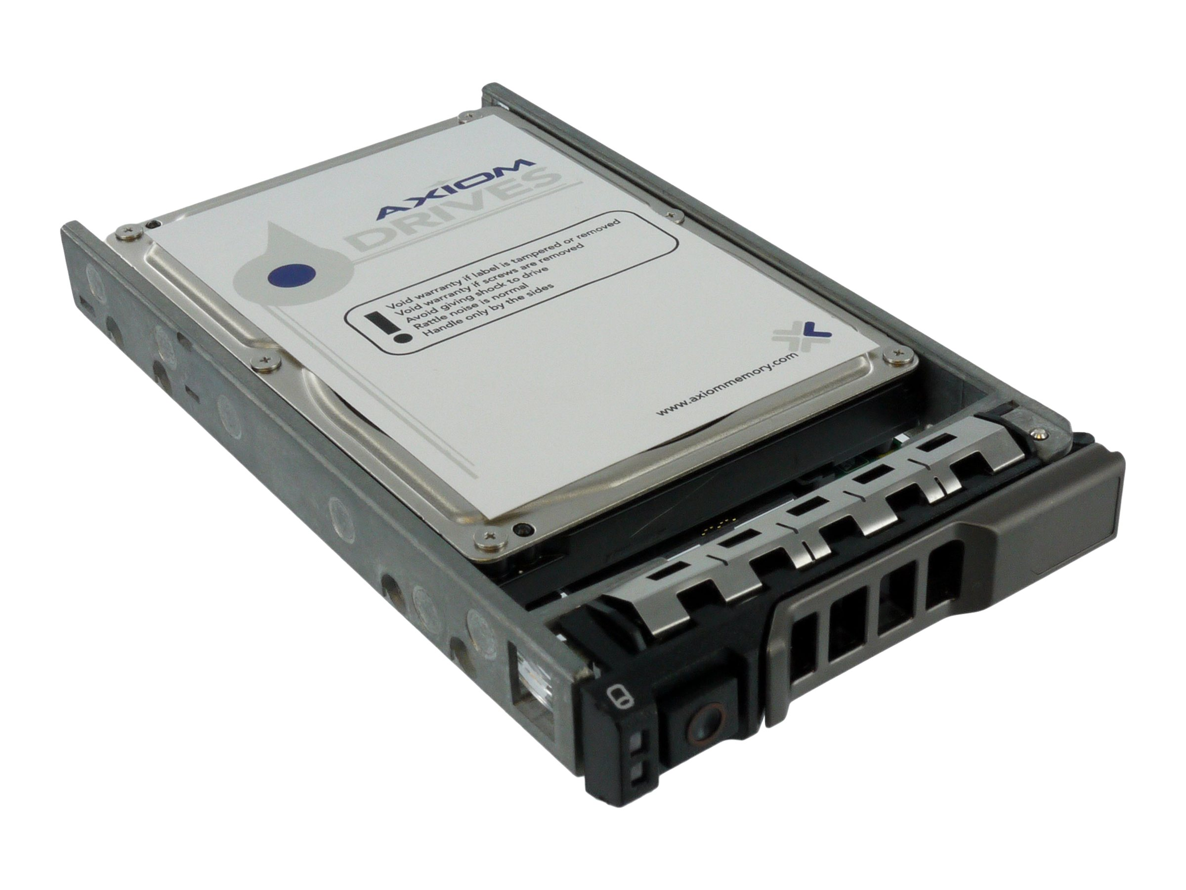 Axiom 500GB 7.2K SAS SFF 2.5 Internal Hard Drive Kit for Select Dell PowerEdge & PowerVault Servers, AXD-PE50072G, 13488973, Hard Drives - Internal