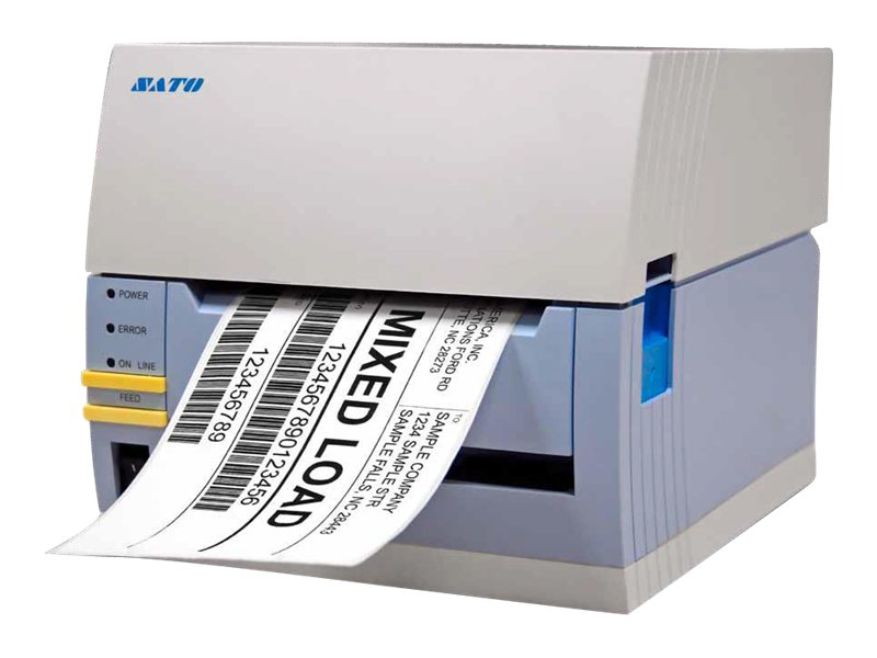 Sato CT412I 4.1 203dpi USB & LAN Thermal Transfer Printer, WWCT54041, 13319037, Printers - Label