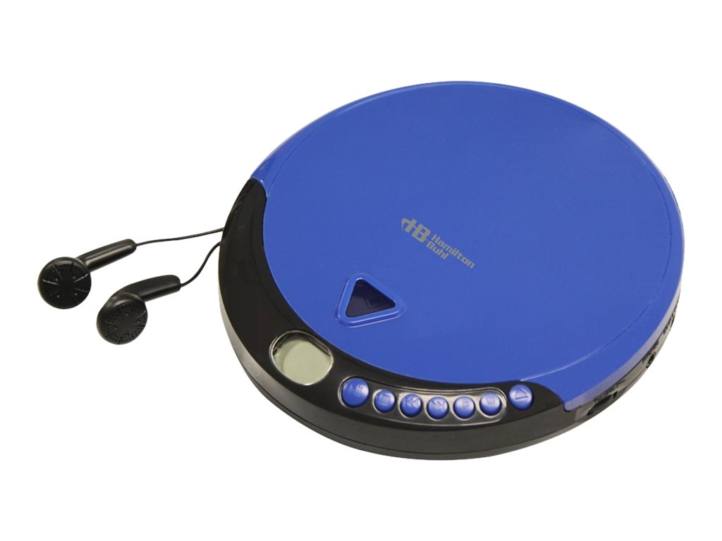 Hamilton Portable Compact Disc Player, HACX-114