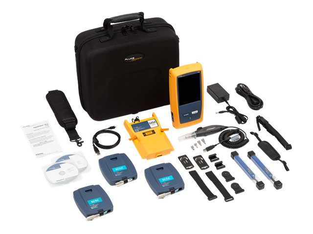 Fluke Optifiber Pro MM OTDR with Inspection, OFP-100-MI, 13775323, Network Test Equipment
