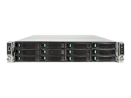 Intel Chassis, R2312XXXX Server, R2312WTXXX, 17740128, Cases - Systems/Servers