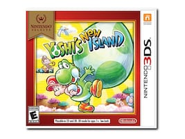 Nintendo Yoshi's New Island, 3DS, CTRPATA2, 31648213, Video Games