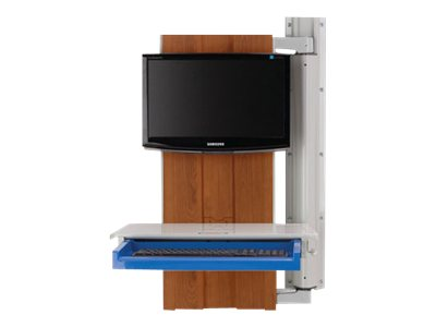 Rubbermaid A37TDPEC for Cabinet Finish, 1799602, 12896043, Computer Carts - Medical