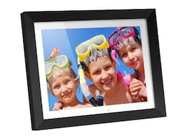 Aluratek 15 Digital Photo Frame - 2GB, ADMPF415F, 31196165, Digital Picture Frames