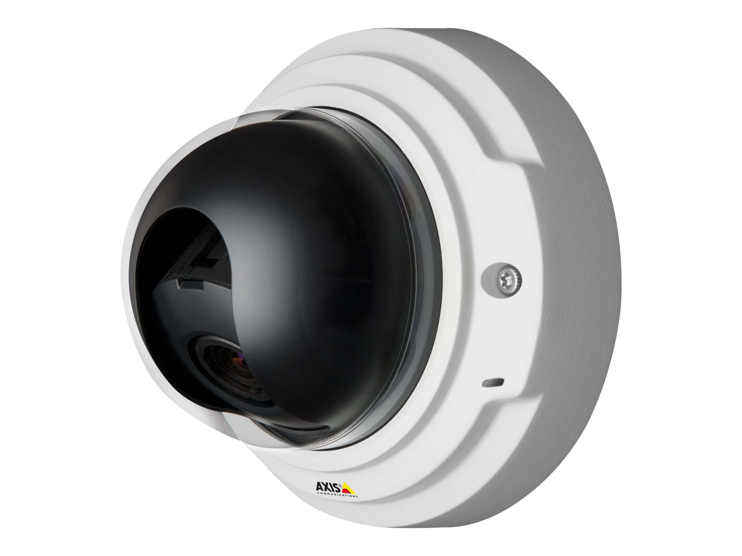 Axis P3367-V Fixed Vandal-Proof Dome Camera, 5MP, 3-9mm Lens