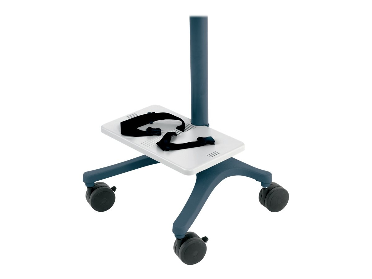 Ergotron Zido Equipment Shelf, Small, ZESSSB/CG