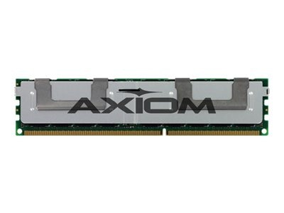 Axiom 4GB PC3-12800 240-pin DDR3 SDRAM RDIMM, AX31600R11W/4G