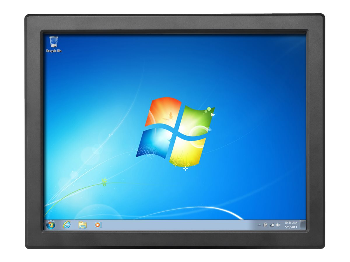 DT Research DT515T AIO Atom DC 1.86GHz 4GB 64GB SSD GbE 15 XGA LCD Touch W7P, 515T-7PB-643G2, 31054298, Desktops - All-in-One