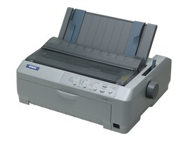 Epson FX-890N Impact Printer, C11C524001NT, 471523, Printers - Dot-matrix