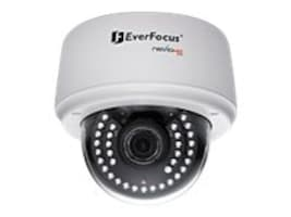 Everfocus EDN 3160 1.3 Megapixel H.264 Day Night 3-axis Indoor Dome. Network Camera, EDN3160, 14975491, Cameras - Security